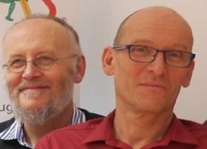 Detlef GAIDA und Norbert THOMAS